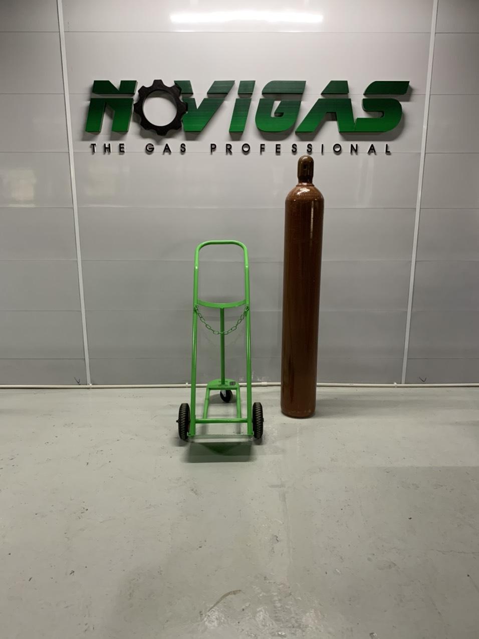 Novigas - Novishop Xe đẩy chai khí đơn NOV-XD-01