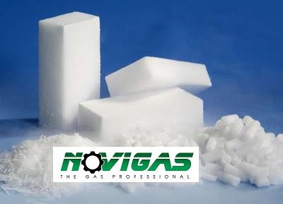 Đá khô CO2 Novigas Novishop