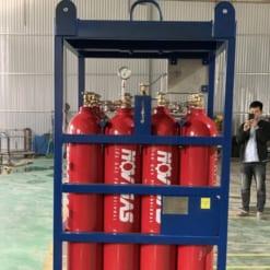 novishop- dan gom khi ap luc cao 16 chai- bundle 16 cylinder.vn 1