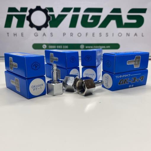 novigas.vn-novishop.vn- dau ket noi 1 cham yamato Plug connector PT-1